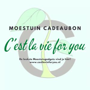 Moestuin Cadeaubon