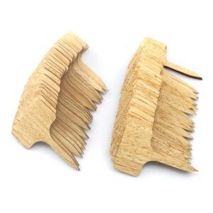 Plantenlabel hout